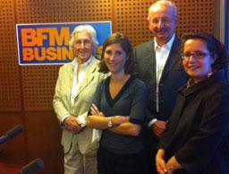 22 mai 2011 Francine LECA invité de l'émission Club MediaRH