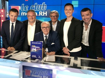 16 mai 2015 Jacques Belin invit� de l'�mission Club MediaRH